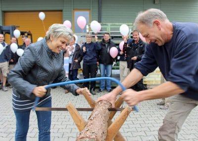 Hochzeit Karin und Stefan Teil 1.