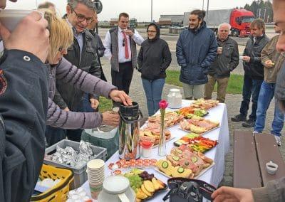 Firmenausflug 2017 zu WÜRTH