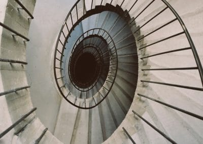 A27 4OG Treppe © Anita Back & PhvM (1)