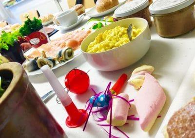 2018_Gemeinsames Frühstück